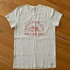 Marine Layer National Park Golden Gate T shirt